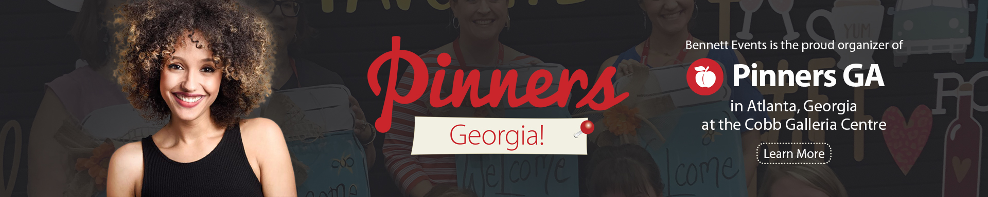Pinners Georgia